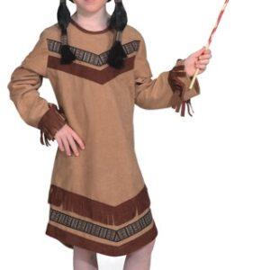 Indianerin Cheyenne (Kleid) Gr./KW: 140