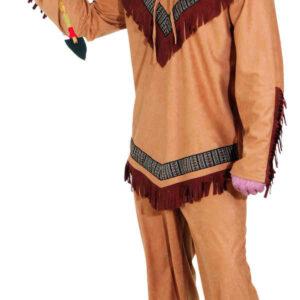 Indianer Cheyenne (Oberteil,Hose) Gr./KW: 58/60