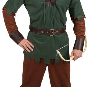 Robin Hood (Oberteil,Hose,Gürtel,Hut) Gr./KW: 54/56