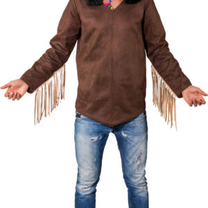 Indianer Hemd Gr. 54/56