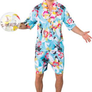 Beachboy (Hawaiihemd, Badeshorts) Gr. 46/48