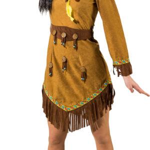 Indianerin Arapacho (Kleid) Gr./KW: 36