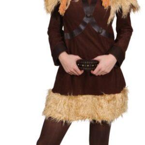 Wikingerin (Kleid,Stulpen) Gr./KW: 44