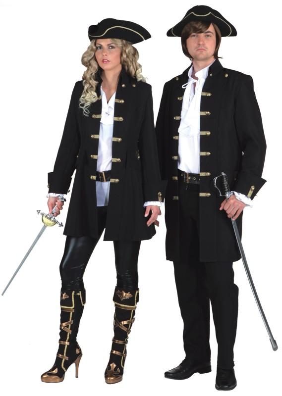 Damenjacke schwarz de Luxe Gr. 40
