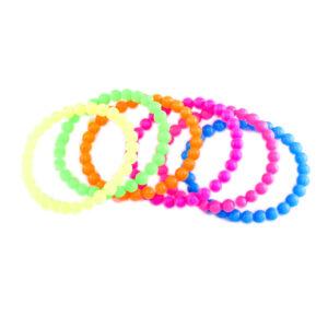 Neon Armband-Set 6 St. im Beutel