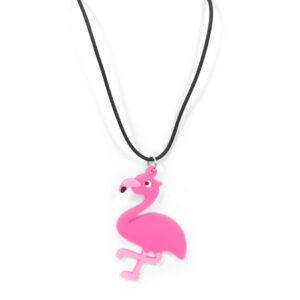 Kette Flamingo bunt