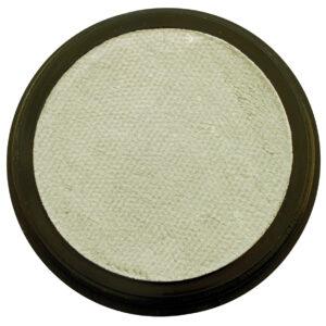 Einzelfarbe Perlglanz-Silber, 20ml, hautfreundliche Profi-Qualität