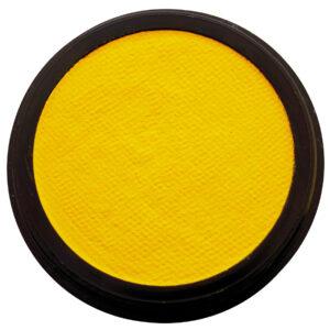 Einzelfarbe Sonnengelb, 3,5ml, hautfreundliche Profi-Qualität