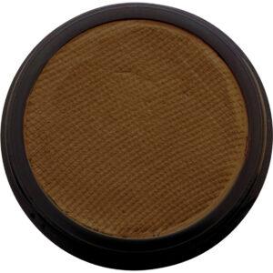 Einzelfarbe Dunkelbraun, 3,5ml, hautfreundliche Profi-Qualität