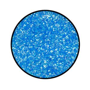 Kosmetik-Glitzer königsblau 6g