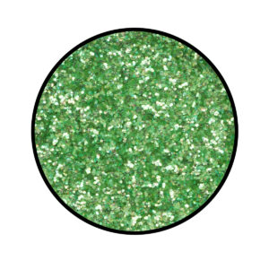 Kosmetik-Glitzer smaragd-grün 6g