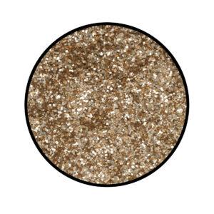 Kosmetik-Glitzer classic-gold 6g