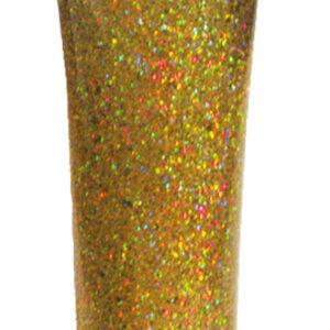 Glitzer-Gel Gold-Juwel, 18ml, holographischer Glitzer