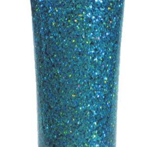 Glitzer-Gel Grün-Juwel, 18ml, holographischer Glitzer
