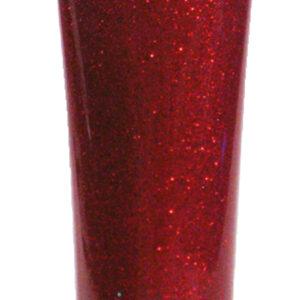 Glitzer-Gel Rot-Juwel, 18ml, holographischer Glitzer