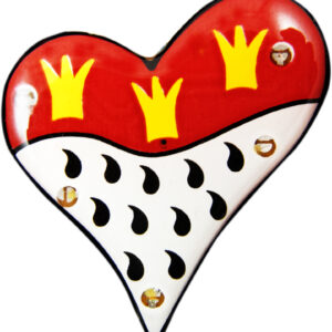 Blinky Herz-Wappen