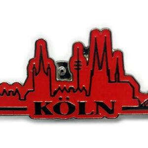 Ansteckpin Skyline Köln