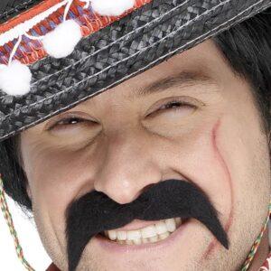 Schnurrbart Mexikaner