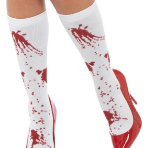 Blutige Socken
