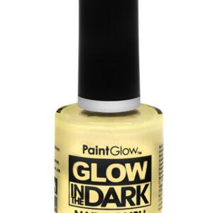 Nagellack UV neon unsichtbar