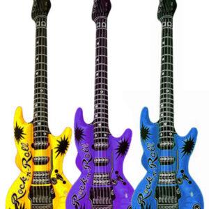 Aufblasbare Gitarre 90 cm