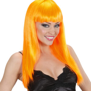 ORANGE BEAUTIFUL WIGS IN BOX