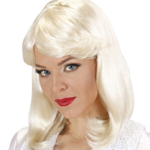 70s POP STAR AGNETHA WIG