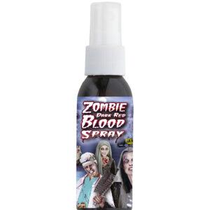 Zombieblut, dunkelrot als Spray 48 ml