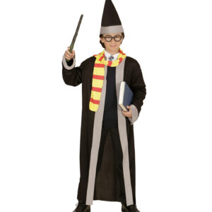 Kinderkostüm Zauberer (128)