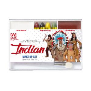 Schminkset Indianer