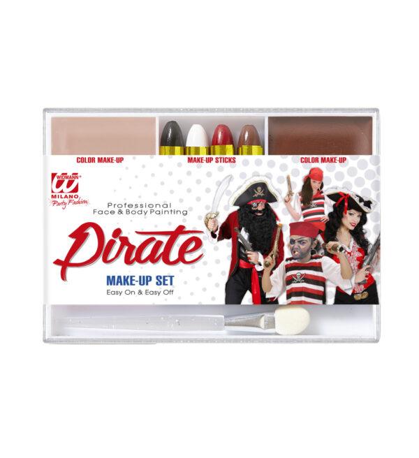 Schminkset Pirat