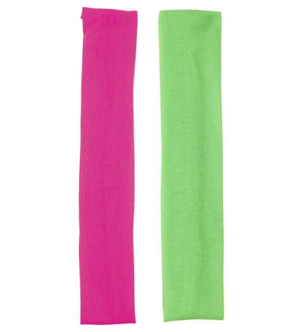 Neon Stirnband Set