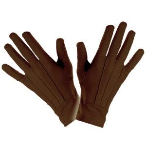 Handschuhe braun