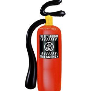 Feuerlöscher aufblasbar