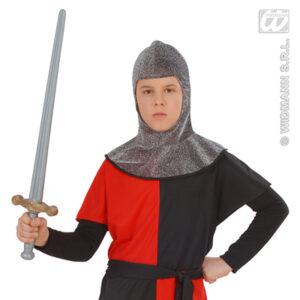 Ritterhaube für Kinder