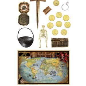 Piraten Zubehör Set