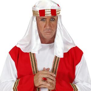 Arabische Kopfbedeckung