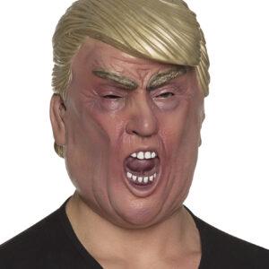 Latex Gesichtsmaske Super boss