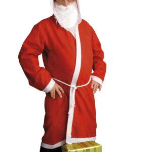 Herrenkostüm Weihnachtsmann promo Gr. M/L