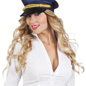 Mütze Captain Donna (verstellbar)