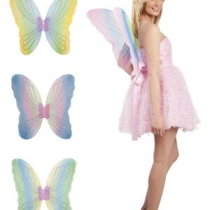 Flügel Charmeine 4 Farben sortiert 46 x 62 cm