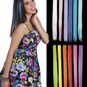 Haarverlängerung 12 Farben sortiert
