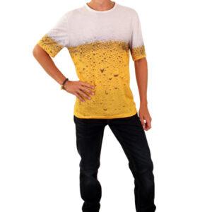 T-Shirt Bier Gr. S