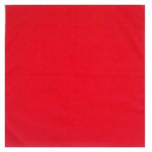 Halstuch zum Binden rot
