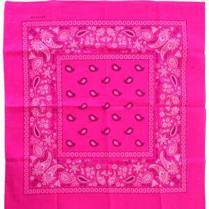 Bandana neon-pink