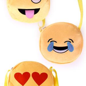 Schultertasche Emoticons