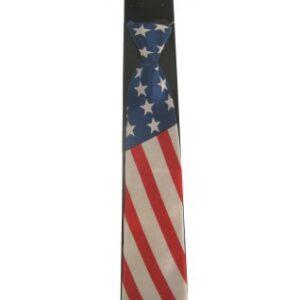 Satin Krawatte USA