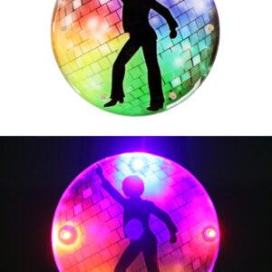 LED Blinky Disco-Kugel