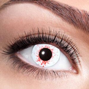 Kontaktlinsen Bloodshot 1 Paar