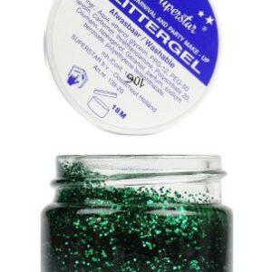 Glitzergel grün 15ml